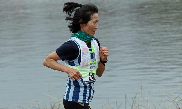 Olympian Yuko Gordon shatters UK masters marathon record