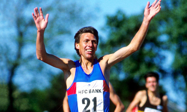 Moorcroft's world 5000m record remembered