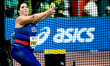 Deanna Price goes No.3 all-time in the hammer – weekly round-up