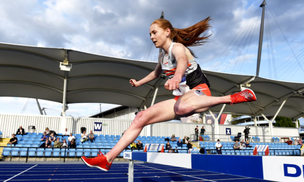 Manchester Invitational off to a flying start