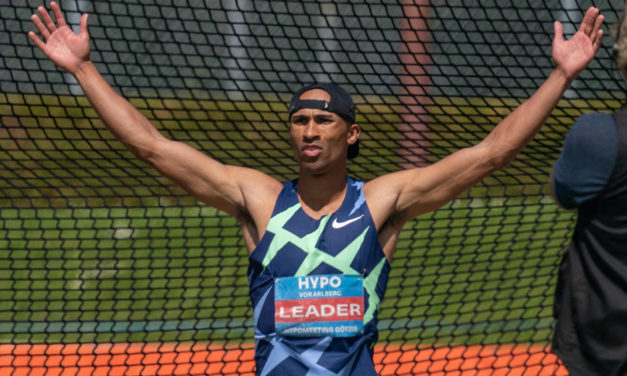 Decathlete Damian Warner goes No.4 all-time in Götzis – weekly round-up