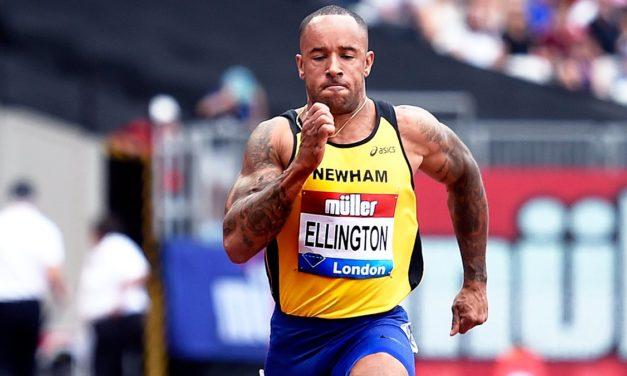 James Ellington on his comeback from near fatal motorbike crash