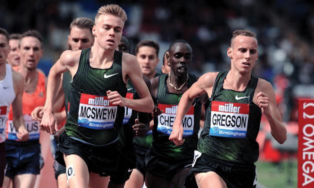 How they train – Stewart McSweyn