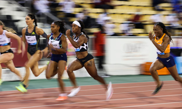 Shelly-Ann Fraser-Pryce wins sprint double in Jamaican Trials – weekly round-up