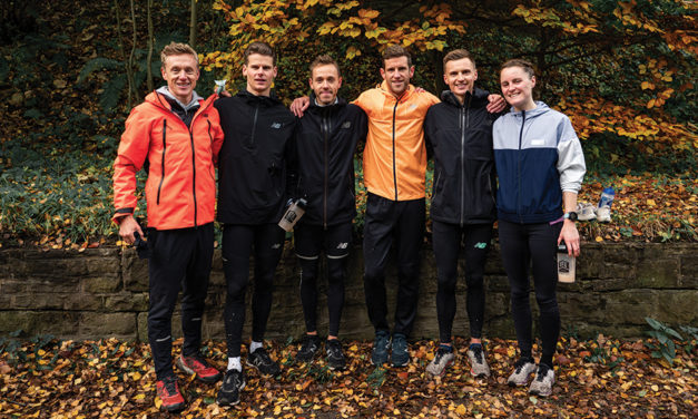 The rise of Team New Balance Manchester