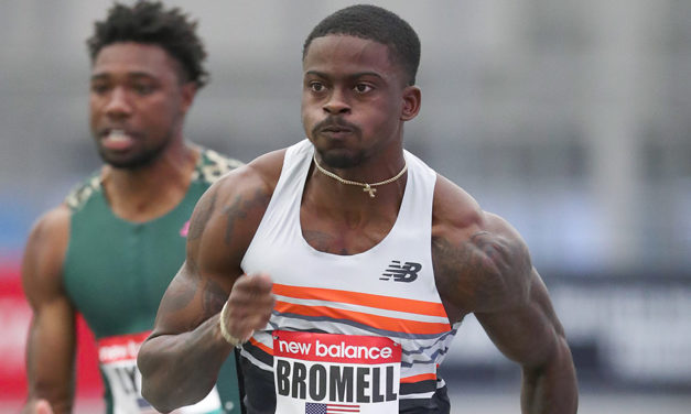 Trayvon Bromell runs 9.88 for 100m – weekly round-up