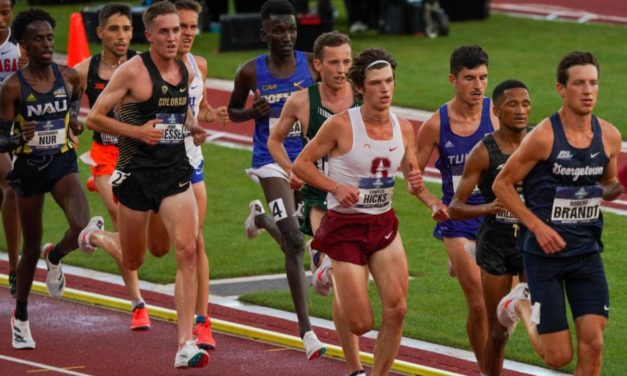 Records for Dever and Hicks in NCAA 10,000 final