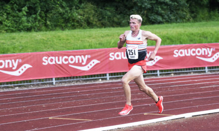 Andy Butchart, Izzy Fry and Erin Wallace among winners at BMC Watford
