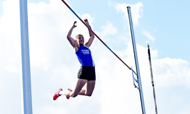 Holly Bradshaw finds record-breaking form