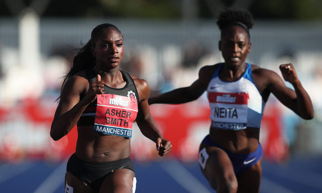 Dina Asher-Smith leads 72-strong GB team for Tokyo