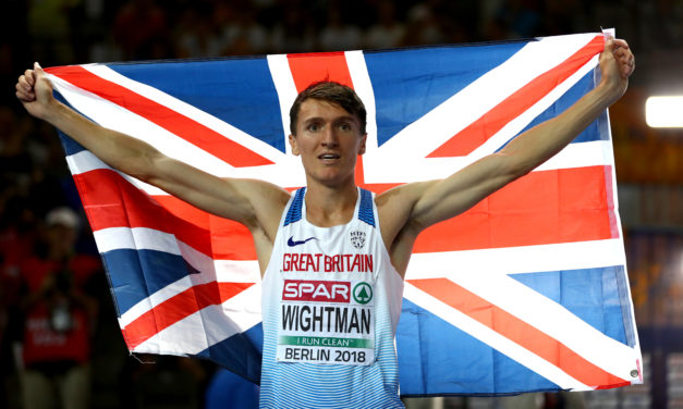 """Jake Wightman: """"Every year the 1500m gets tougher"""""""