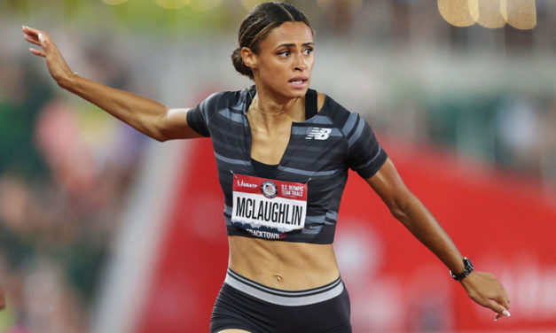 """Sydney McLaughlin: """"I acknowledge the world record but the job is not done"""""""