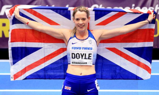 Eilidh Doyle announces retirement from athletics