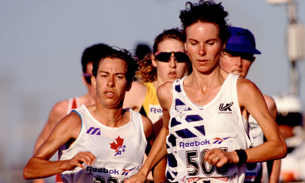 Olympic marathon runner Karen MacLeod dies