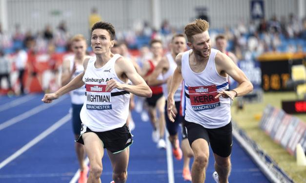 Josh Kerr wins brilliant 1500m battle