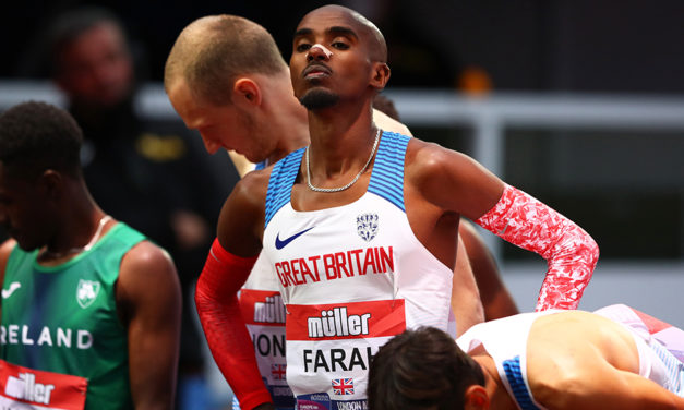 Mo Farah's Manchester mission