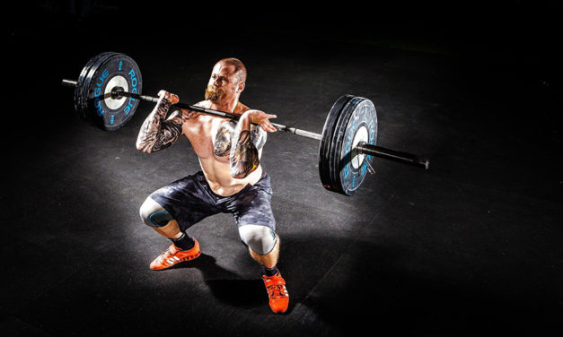 Improve your strength with Olympic lifts in the gym