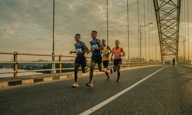 Runners need to vary their workouts