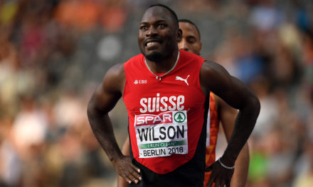 Sprinter Alex Wilson out of the Olympics after steroid positive