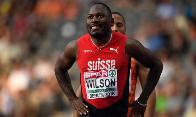 Alex Wilson runs faster than European 100m record with 9.84 – weekly round-up