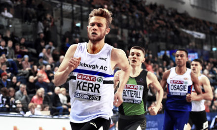 All or nothing for Josh Kerr