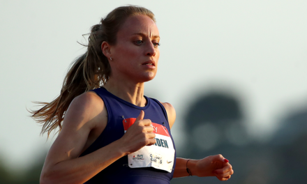 """Katie Snowden: """"The 1500m can be tactical and that's what makes it exciting"""""""
