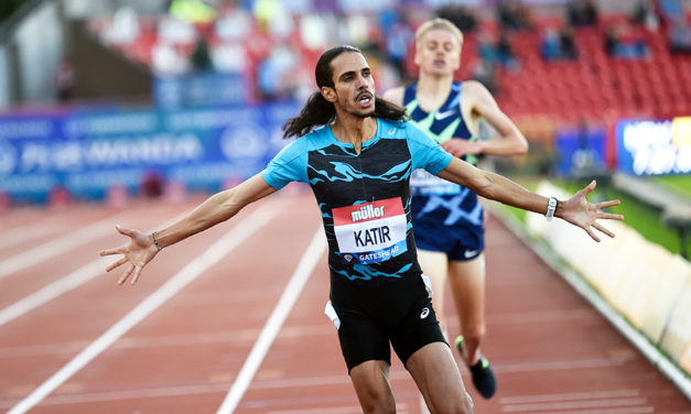 Katir runs stunning 3000m and Giles wins Emsley Carr Mile in Gateshead