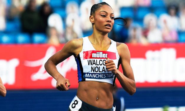 Revée Walcott-Nolan hopes to make her mark in Tokyo