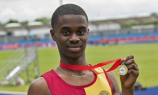Teddy Wilson breaks British U15 100m record – weekly round-up