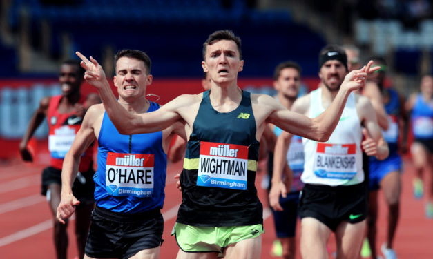 Jake Wightman and Sifan Hassan ready to go the extra mile in Gateshead