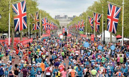 Marathon season is coming