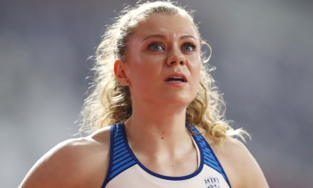 Olympics-obsessed Dobbin determined to live dream to the full