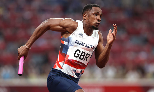 CJ Ujah provisionally suspended for doping violation