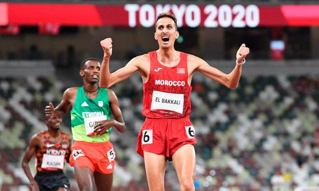 Soufiane El Bakkali ends Kenyan steeplechase dominance