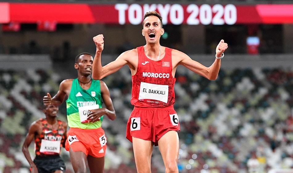 Soufiane El Bakkali ends Kenyan steeplechase dominance - AW