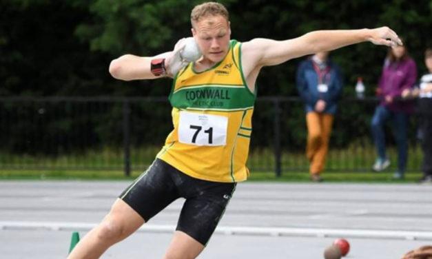 Para-athlete Fabio Zamparelli on the rise