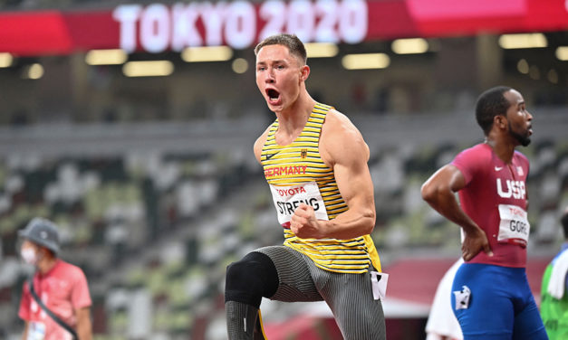 Gold for Felix Streng in Paralympics sprint showdown