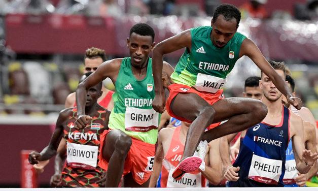 Ethiopian anguish at the Tokyo Olympics