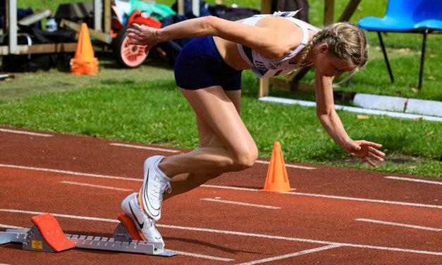 Keely Hodgkinson runs 400m PB at National Athletics League – weekly round-up