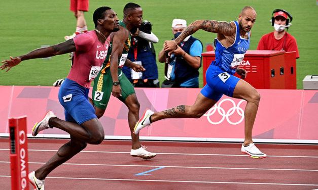 Lamont Marcell Jacobs lands surprise 100m gold