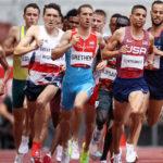 Three Brits through to men's 1500m semi-finals