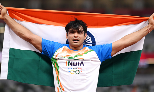 Neeraj Chopra becomes India's golden athlete