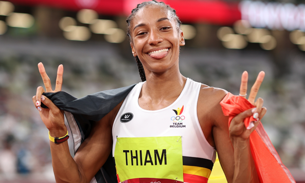 Nafi Thiam successfully defends Olympic heptathlon title