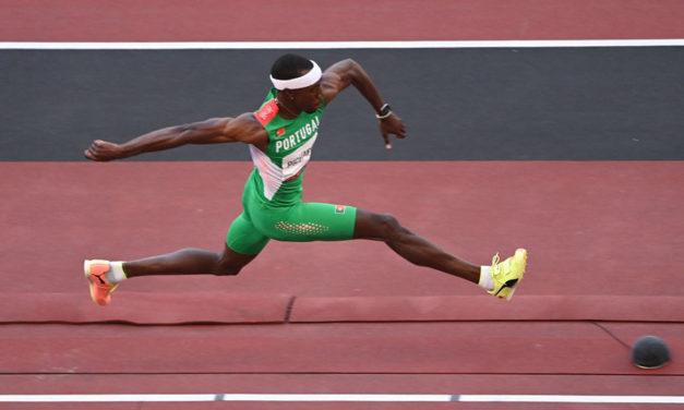 Portugal's Pedro Pichardo dominates triple jump