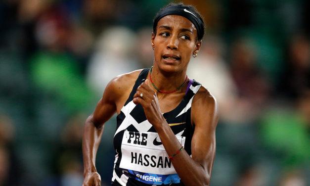 Sifan Hassan's world 5000m record attempts falls flat