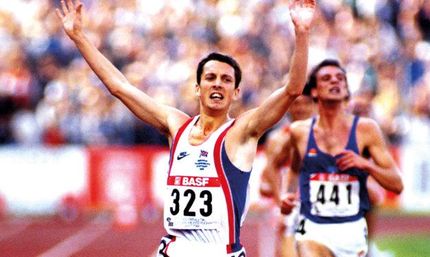 My greatest race – Jack Buckner