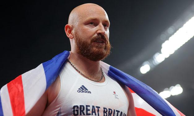 Paralympic record as Dan Pembroke wins gold in Tokyo