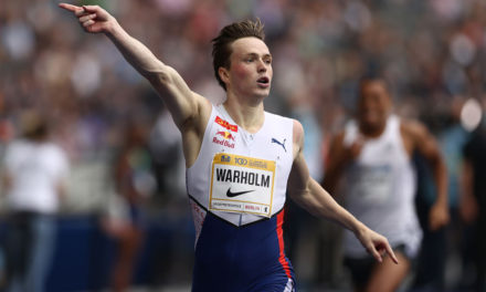 More records for Karsten Warholm – weekly round-up