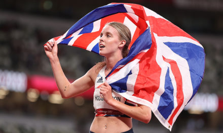 """Keely Hodgkinson: """"Going into that Olympic final, I refused not to be on the podium"""""""