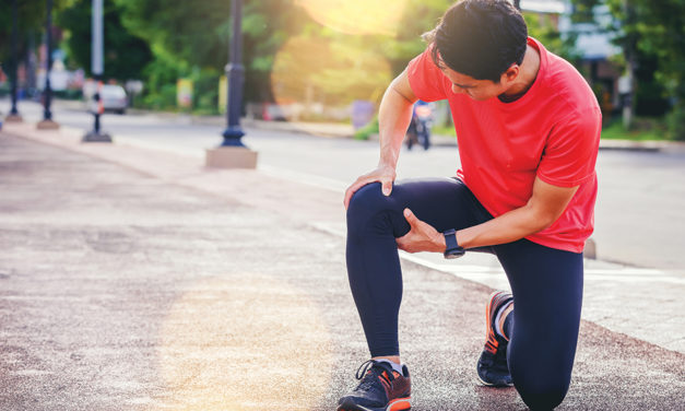 How athletes can deal with osteoarthritis of the knees